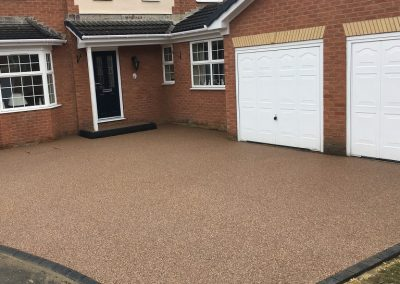 resin bound contractor Leeds, West Yorkshire