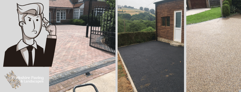 Choosing the Right Driveway Surface