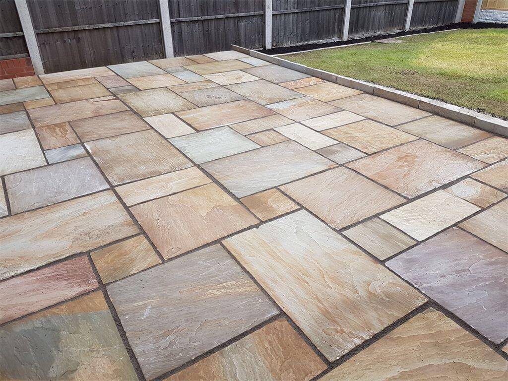 Sandstone Patio Leeds
